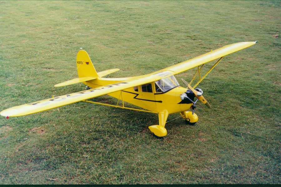 Aeronca K Photos - Bob Benjamin's Master's Workshop